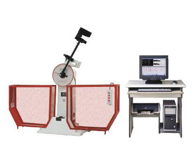 河北JBW-B微機屏顯半自動沖擊試驗機