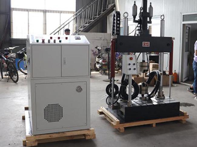 河北電液伺服疲勞試驗機
