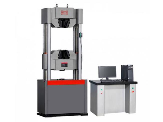 河北WAW-E型微機屏顯液壓萬能試驗機(六立柱)